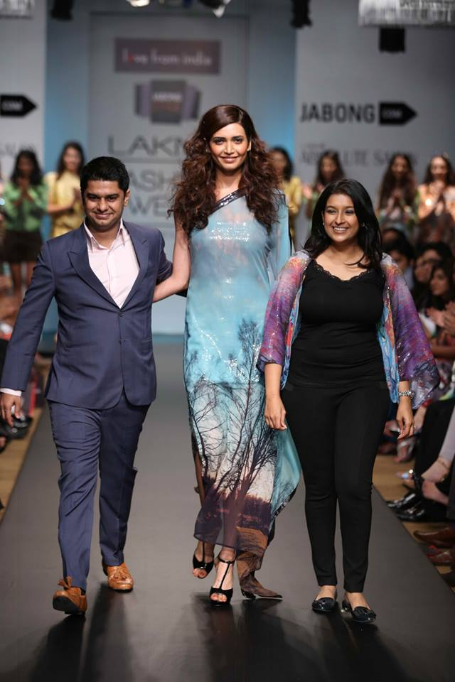 Day 2: Karishma Tanna for 'Love From India'