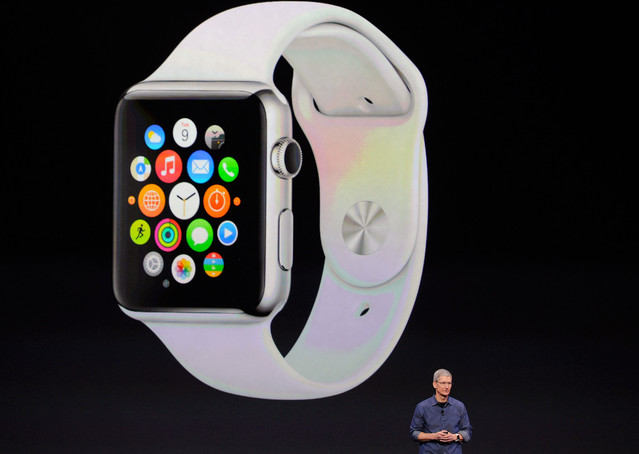 In Pics: Apple Watch