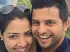 Suresh Raina second honeymoon!