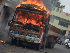Cauvery water war: Karnataka burns as protests turn violent