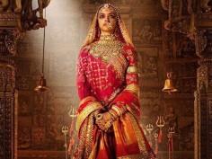 'Padmaavat' Deepika Padukone's regal avatar in 30 kgs lehenga | In Pics