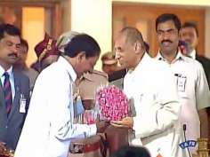 KCR, the first CM of Telangana