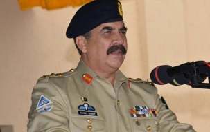 Pak army chief General Raheel Sharif visits Line of Control after surgical strike