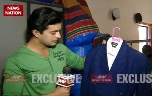 Serial Aur Cinema: Sasural Simar Ka's Piyush aka Varun Sharma talks about his clothes