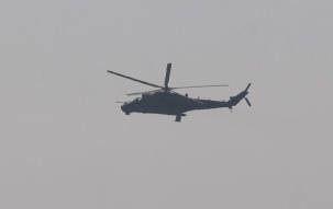Arunachal Pradesh: IAF helicopter crashes; 5 killed, 1 injured