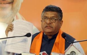 Exclusive: Triple Talaq Bill was an opportunity to wash off Rajeev' Gandhi's sins says Ravi Shankar Prasad
