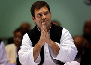 Rahul Gandhi slams BJP, says Congress will win in 2019