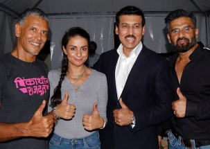 NN Exclusive: Rajyavardhan Singh Rathore talks about Fitness Challenge, Suniel Shetty gives fitness mantra