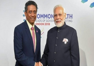 Speed News: Seychelles President Danny Faure to meet PM Narendra Modi today