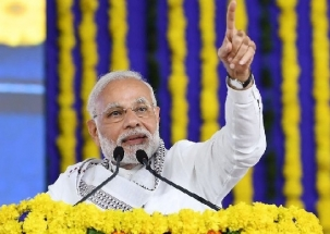 PM Modi launches various projects in Varanasi