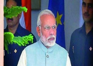 Efforts being made to clean river Ganga, says PM Modi