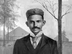 Unseen pictures of Mahatma Gandhi