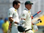 Australia 109 for no loss at lunch on Day 2