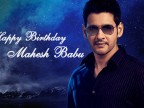 Happy Birthday Mahesh Babu - the Greek God of Tollywood!